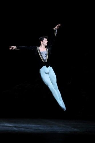 Roberto Bolle in Giselle