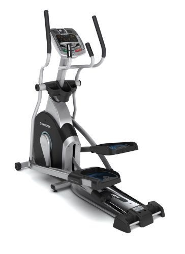 Slim and tone with every stride on the Horizon Fitness EX-79 elliptical trainer with unique MaxTone™ arched pedal design. This innovative new feature promotes good posture, improves circulation, and activates your calves, legs, and glutes in addition to providing a great cardio workout. This SixStar Certified™ machine also offers a ZEROgap™ overlapping pedal motion, eliminating stress on your back and hips, and a long...