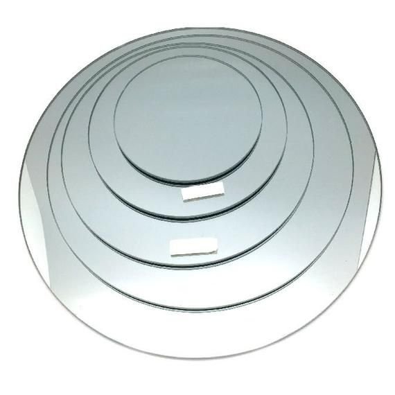 Round Mirror Base For Centerpiece 1 Piece Round Mirrors Mirror Centerpiece Centerpieces