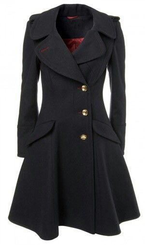 Check out this awesome coat! Are you getting ready for winter yet??