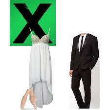 Image result for ed sheeran thinking out loud outfit