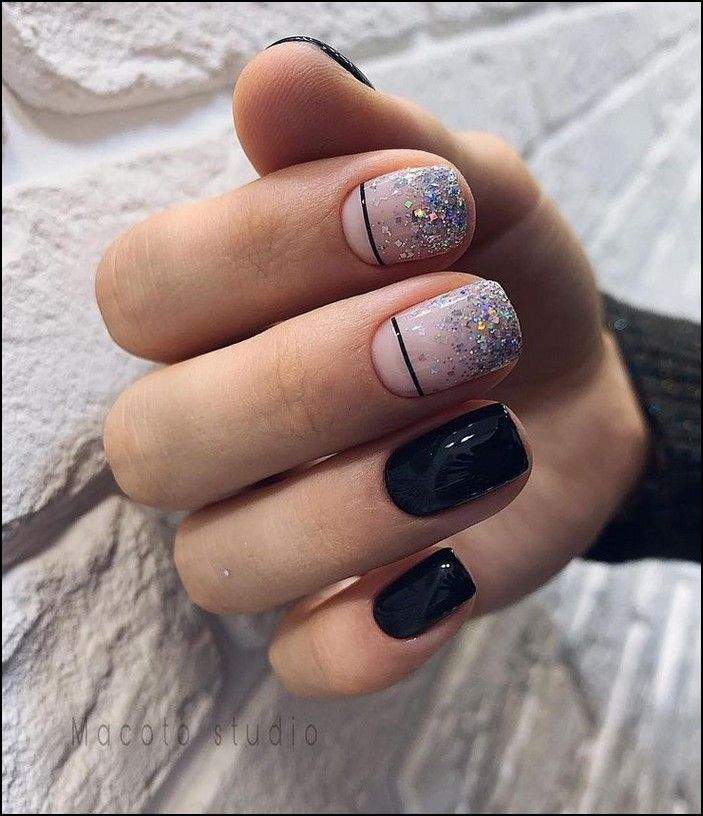 152+ süße Nail Art Designs für kurze Nägel 2019 Seite 23 – Nails