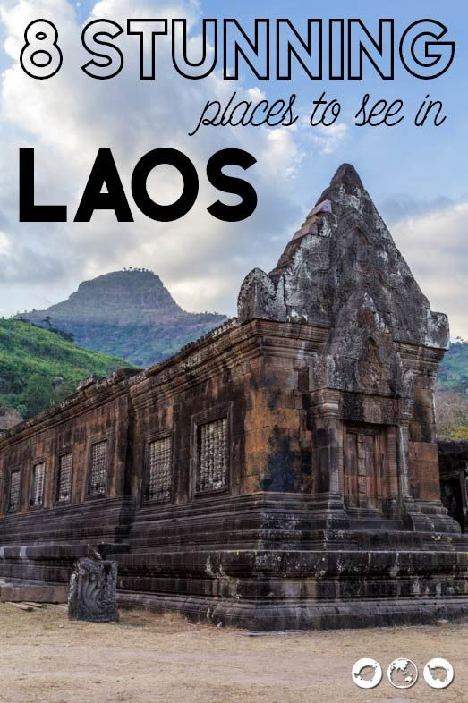 Check out some of the most beautiful places on the planet in Laos!