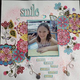 Destressing Diane: Smile