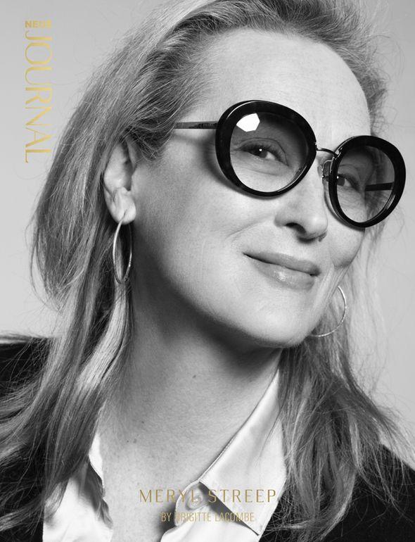 Meryl Streep and Brigitte Lacombe Collaborate on a New Magazine