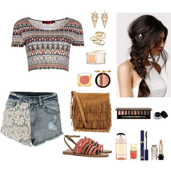 the dreamcatcher by annakillerangel on Polyvore featuring Boohoo, Tory Burch, Polo Ralph Lauren, Kendra Scott, With Love From CA, Christian Dior, Tom Ford, Clarins, Too Faced Cosmetics and Bobbi Brown Cosmetics