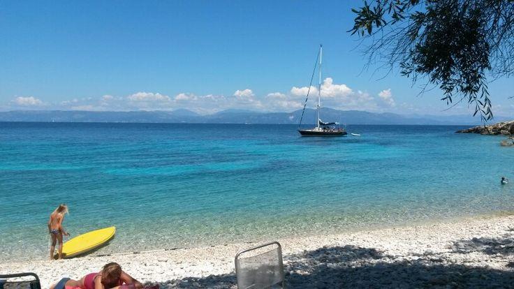 Paxoi,Ionian island,Greece