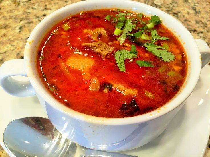 Замечательный суп рассольник можно приготовить после калорийных праздничных застолий с деликатесами . Этот вкусный суп сейчас к месту. Буду рада если напомни...