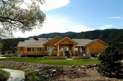 Log Homes Manufacturers | Yellowstone Log Homes