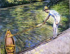Art et glam: Gustave Caillebotte, sa passion pour le nautisme