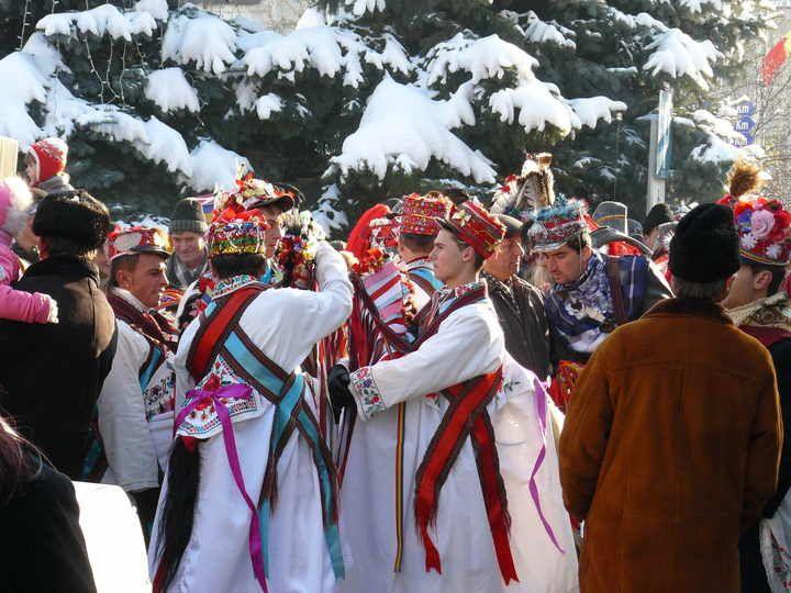 Christmas, Botosani