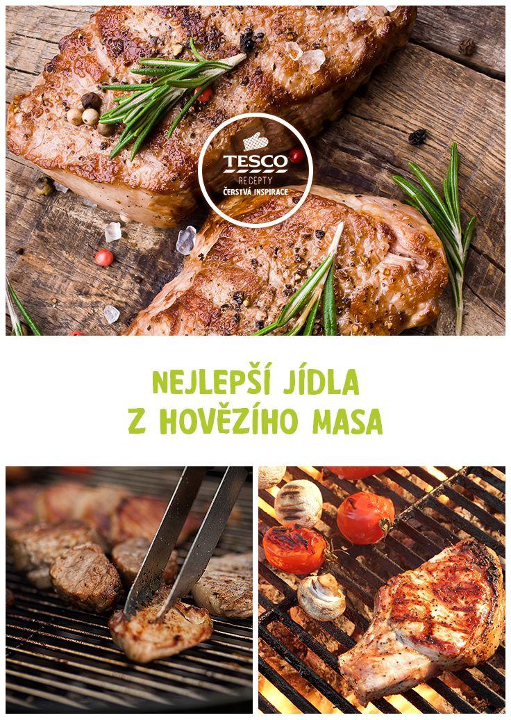 Grilování: 3 tipy na nejlepší jídla z hovězího masa