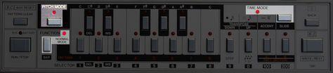 Programming the Roland TB-303