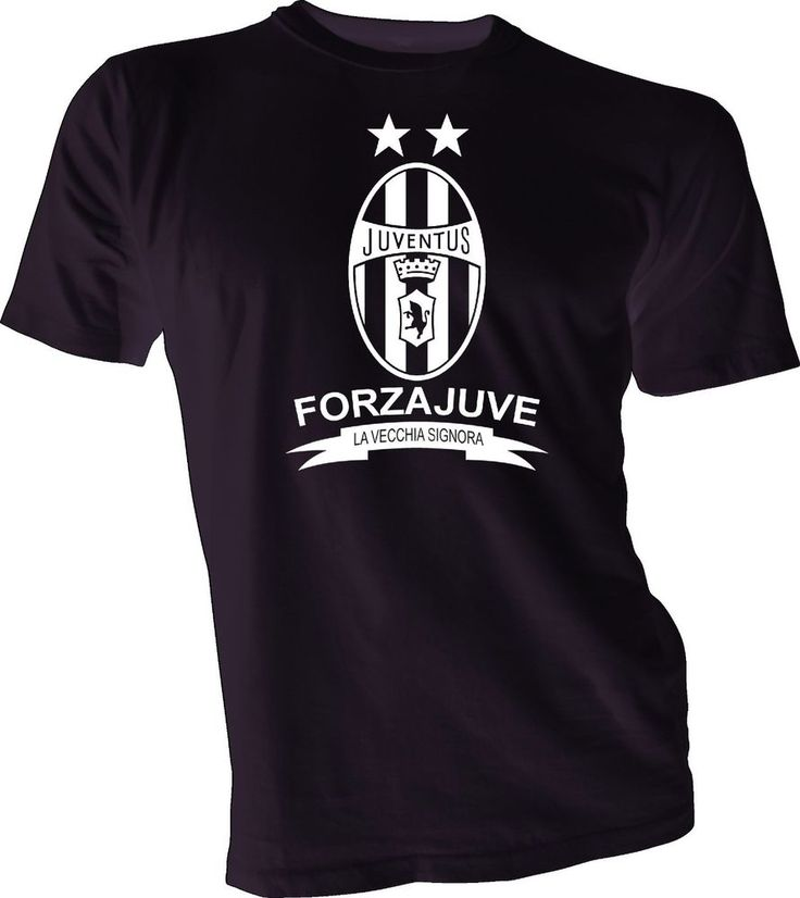 Juventus FC Shirt Italy Italia Soccer Futbol Calcio T shirt Serie A 05 jersey #Handmade #GraphicTee