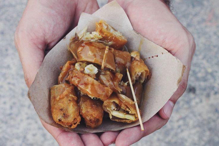 ¡Que viva la cultura del street food!