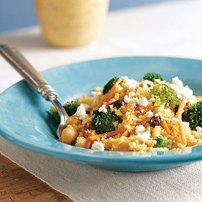 Dinner Quick: 10 Flavorful Couscous Recipes