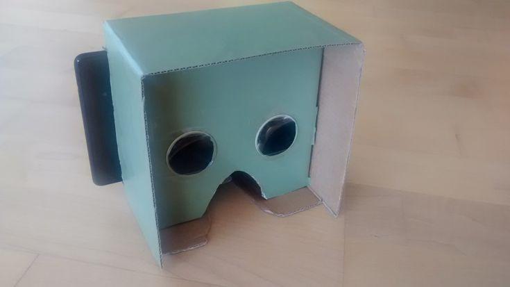 Google Cardboard VR Kit for under $15