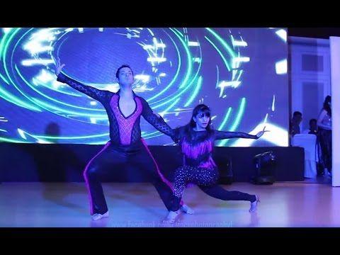 Salsa Performance   Sameer & Shenny   DSC