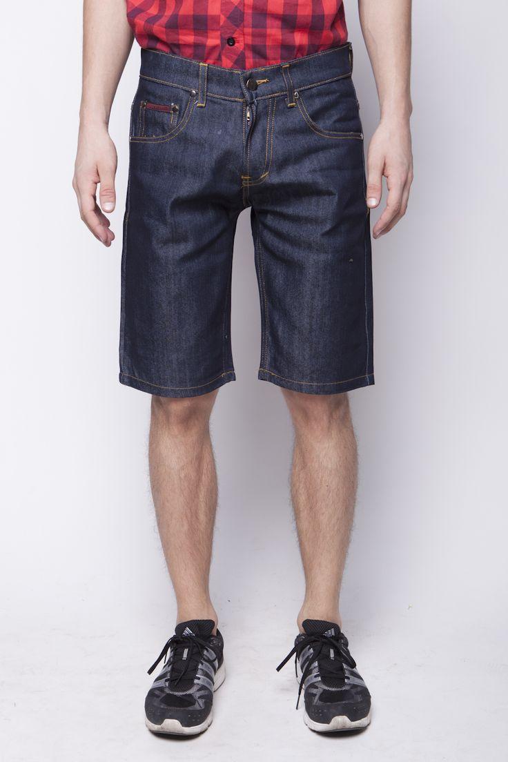 KNKL Blue Shorts Cargo | IDR 162.000
