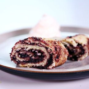 From The Chew! | Blackberry Roly Poly Carla Hall