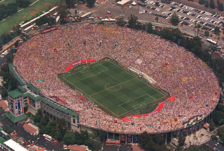Rose Bowl Los Ángeles.