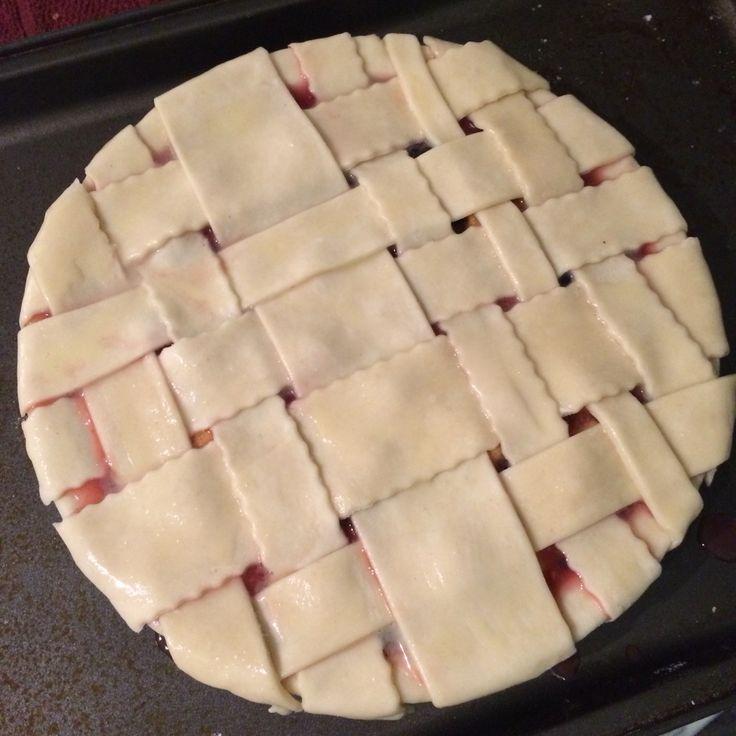 Pie lattice