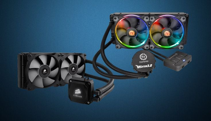 The cooling system of any PC plays an important role. It can be as cheap as $30 for a standard CPU fan or you could pay $140 for a liquid cooling system. I