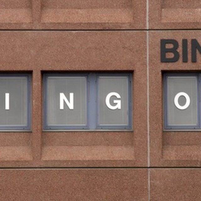 Retail bingo and other contests can help to boost sales.