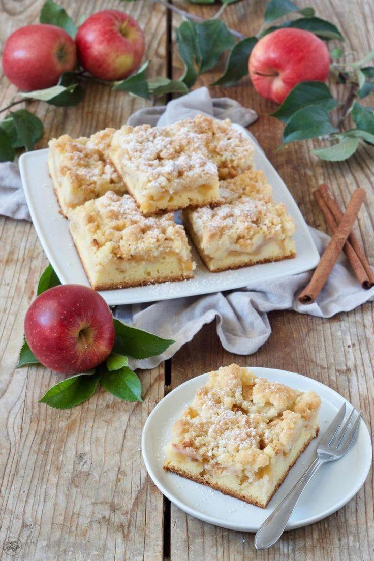 Apfel Streusel Kuchen Rezept Streusel Kuchen Rezepte Apfelblechkuchen Mit Streusel