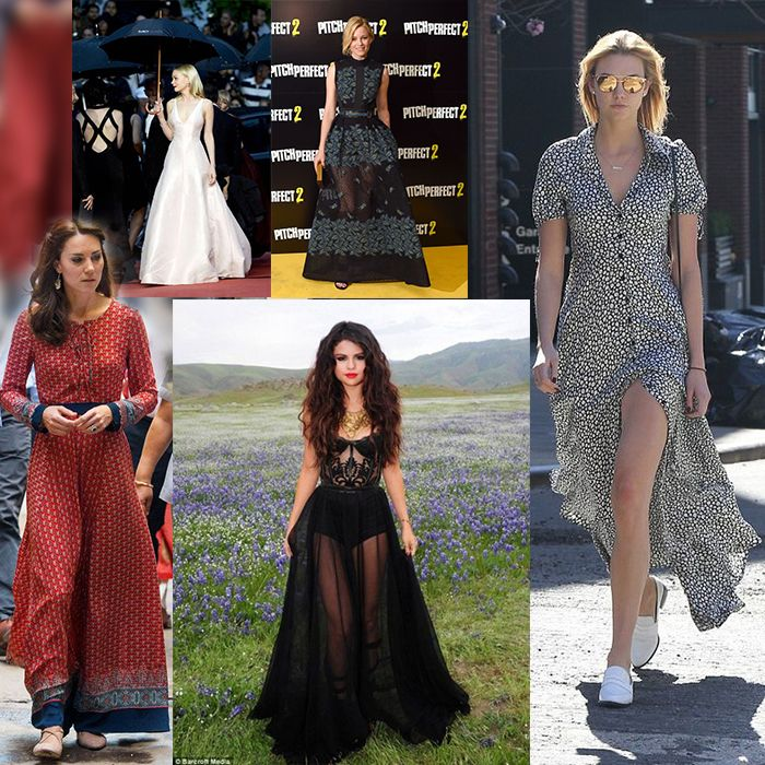 Maxi dresses is a hot new item to wardrobe must haves for every woman. But ladies just need to have little cautious while selecting the latest dress design.Not only in India but this latest dress design is popular internationally.