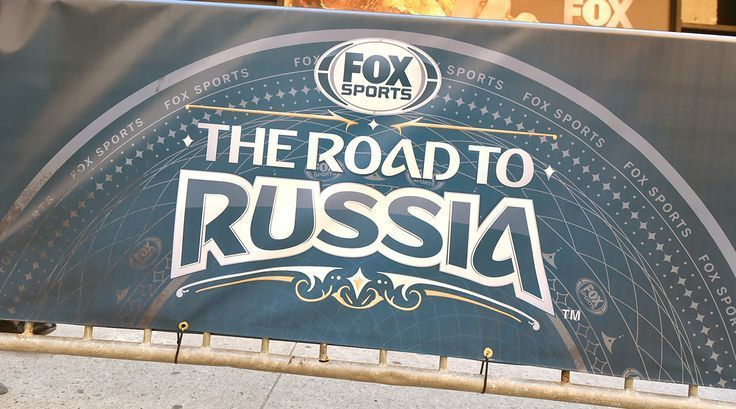 Inside Fox Sports Coverage Plan for the 2018 FIFA World Cup in Russia: The netwo... Check more at https://fifa-worldcup.info/inside-fox-sports-coverage-plan-for-the-2018-fifa-world-cup-in-russia-the-netwo-3/