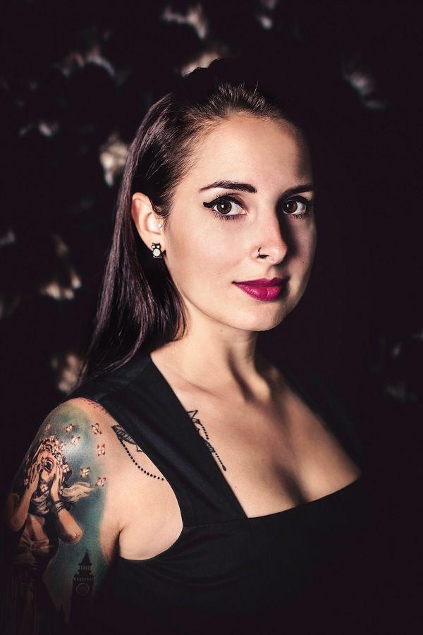 Carola Deutsch DECASA CEO / tattoo & artist