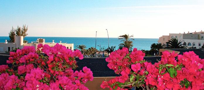 Jandía, Fuerteventura. Är du ute efter milslånga sandstränder och härlig vindsurfing är Jandía resmålet för dig!