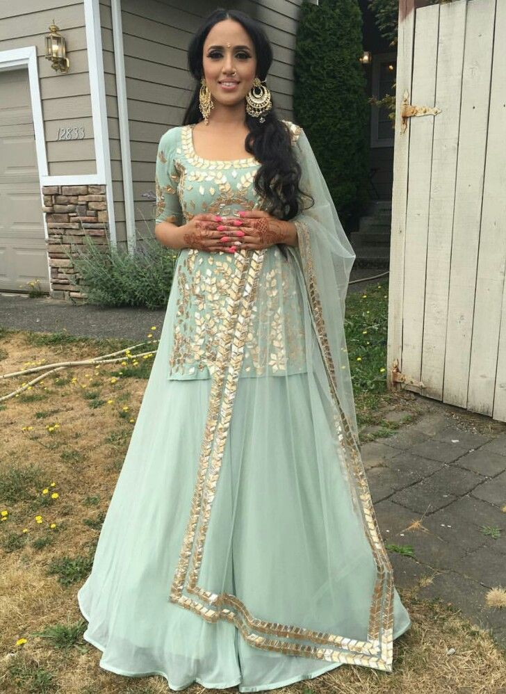 Beautiful Punjabi suit! #punjabisuit #lehenga #indianbridal #indianbride #fashion #style #punjabi #indian #punjabibride