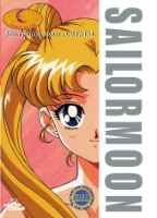 A book about Sailor Moon.