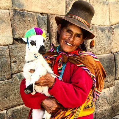 Cusco - Perú. Pic by @berniperezl compartida en la red social www.faro.travel