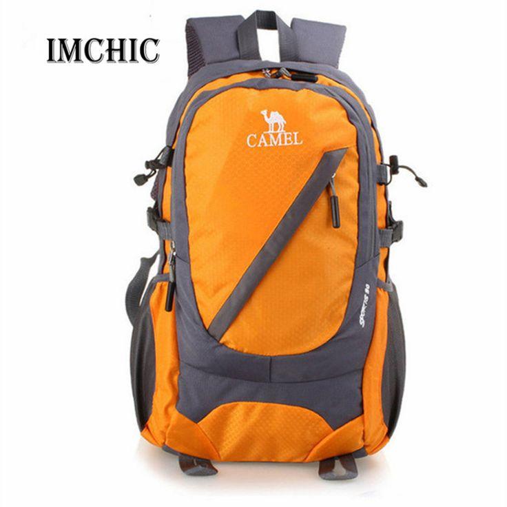 $181.00 (Buy here: https://alitems.com/g/1e8d114494ebda23ff8b16525dc3e8/?i=5&ulp=https%3A%2F%2Fwww.aliexpress.com%2Fitem%2FWomen-s-Men-s-Travel-Bags-Backpacks-Sport-Bag-Mens-Casual-Daypacks-Hiking-Camping-Cycling-Moutaineer%2F32215027402.html ) 2016 Women Backpacks Nylon Men Travel Bags Casual Daypacks rucksacks mochilas School waterproof Book bags  for just $181.00