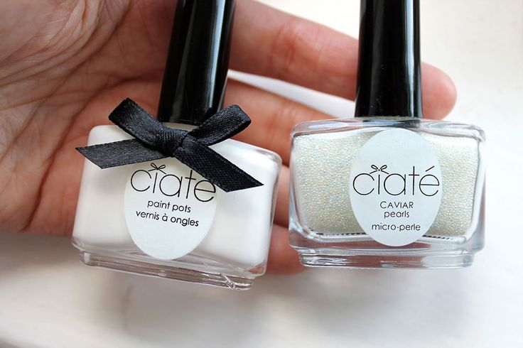 Caviar manicure Mother of Pearl: Las perlas para uñas de Ciaté - http://xn--decorandouas-jhb.com/caviar-manicure-mother-of-pearl-las-perlas-para-unas-de-ciate/
