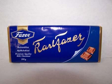 The best chocolate!