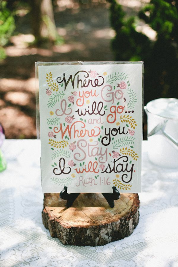 Wedding table sign ideas http wwwweddingchickscom 2013 for Wedding table sign ideas