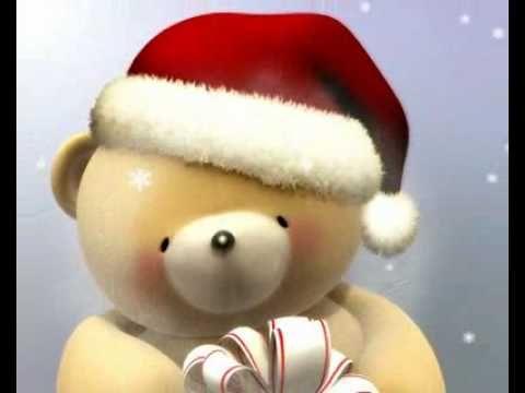 Christmas Kiss - Christmas - Free E-Cards - Preview E-Card - Forever Friends.flv - YouTube