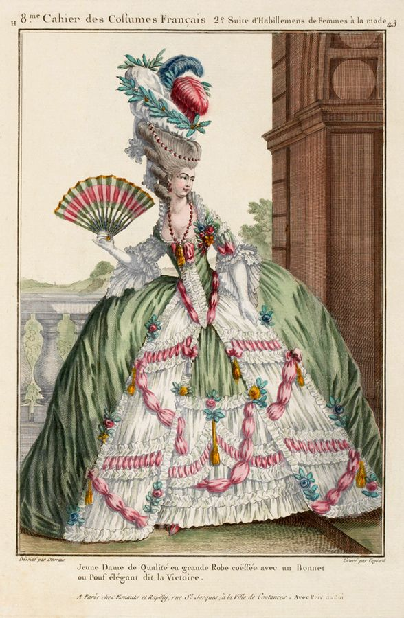 74 best 1775 robe de cour images on pinterest for French rococo fashion