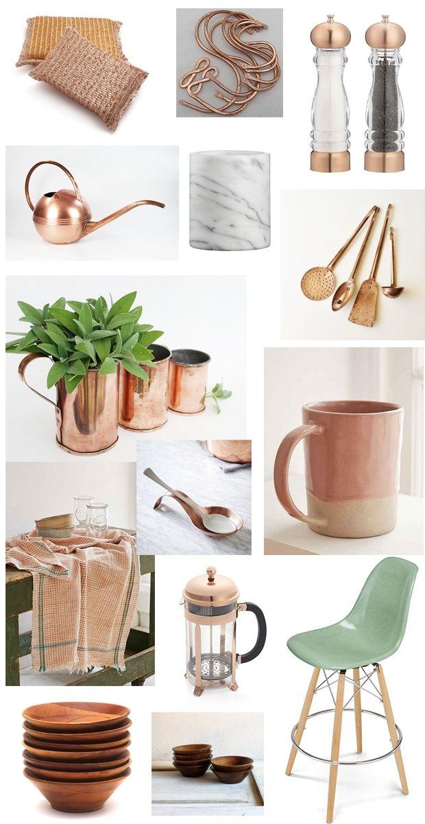 1000+ Bilder zu Kitchen auf Pinterest | Kupfer, offene Regale und ...