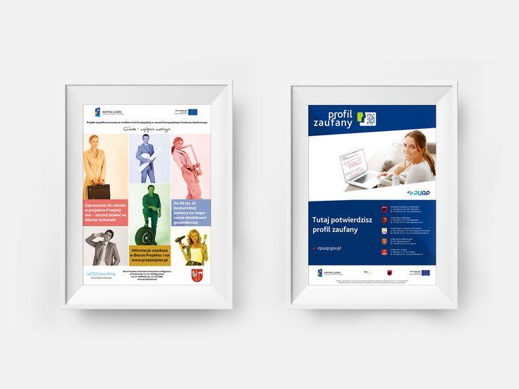 Realizacja projektu e-urząd. #reklama #marketing #realizacja #projekt