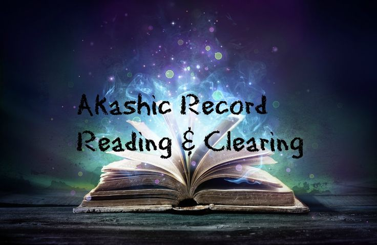 Akashic Record Reading & Clearing