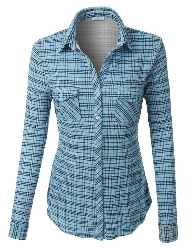 1000 ideas about button shirts on pinterest jeans size for Womens patterned button down shirts