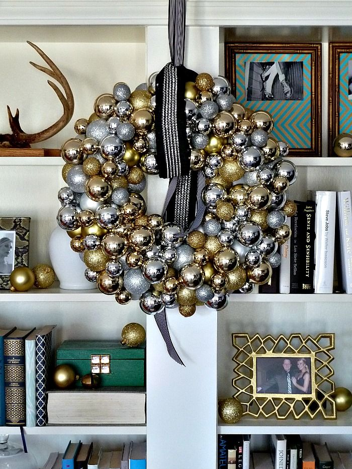 Blogger Stylin' Home Tour || Bliss at Home Holiday Tour