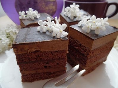 Ciasto Czekoladowa Rozkosz