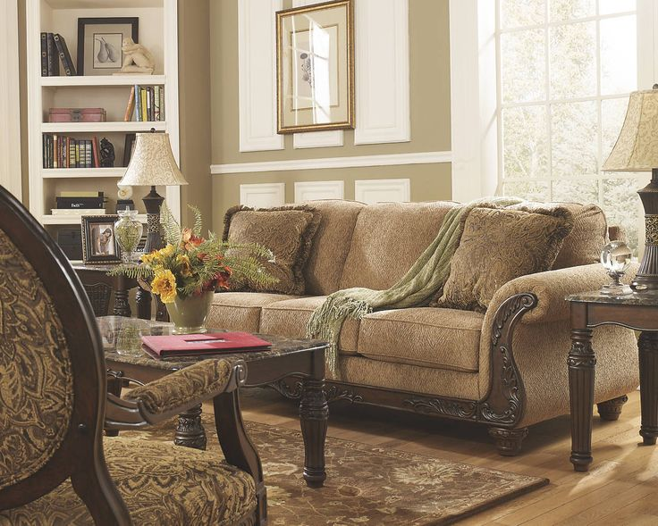 AshleyFurniture/39401 MOOD SD. Living Room Accent ChairsLiving ... Part 78