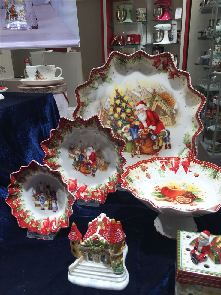 200 best villeroy boch christmas images on pinterest for Villeroy and boch christmas